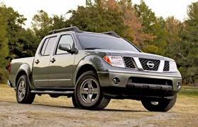 2012 Nissan Frontier Is The