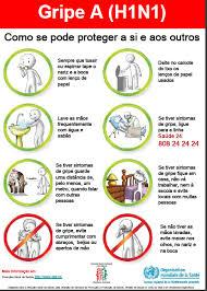 gripe a1 Gripe Suína Não Natural   Influenza H1N1