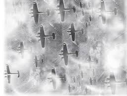 Heinkel 111s over southern England