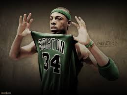 Paul Pierce Opts Out of Final