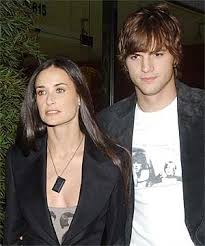 Why is Demi Moore upset with