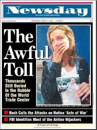 Newsday September 13, 2001