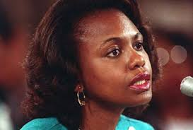 Anita Hill, 1991 Thomas