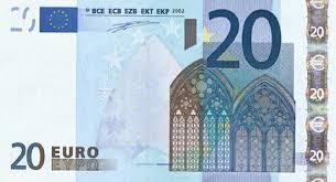 winaars 20 euro