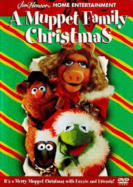 Les Muppets - A Muppet Family Christmas affiche