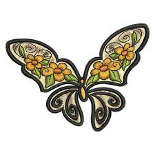 Cool Butterfly Tattoo Designs Gallery 6