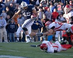 BYU Football Pictures, Images