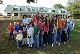 Here are the Duggar kids in