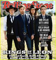 Rockers Kings of Leon