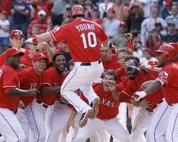 #15 Texas Rangers