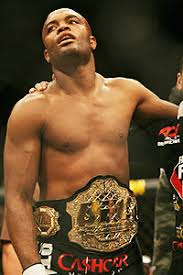 Anderson Silva Middleweight