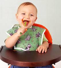 همه چیر در خصوص غذای کودکان دلبند شما
