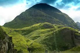 کوهستان سر سبز