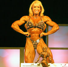 USA Female bodybuilders