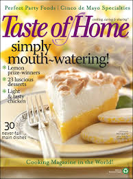 tasteofhome 25 Different Taste of Home Digital Cookbooks