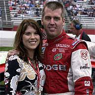 Jeremy Mayfield on Race Hub