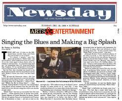in Newsday (December 29,