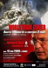 Film de la conférence de Richard Gage à Paris thumbnail