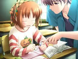 كيف تجيب على الاختبارات بسهوله Anime-0039