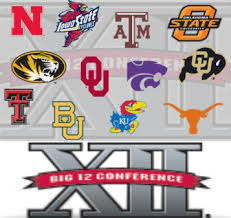 is over in the Big 12,