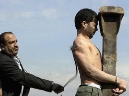 Ilustrace k článku: Bičování podle práva šaría: Vítejte ve středověku! (Neviditelný pes)