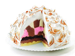 Photo: Baked Alaska Recipe