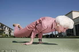 yoga-granny