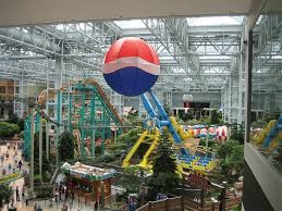the Mall of America opened