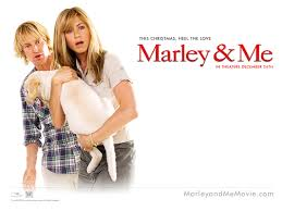 Aniston in Marley and Me