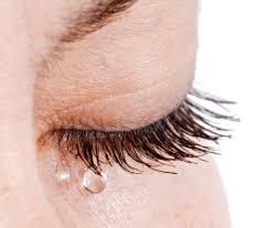 Der PROZESS Jeschua aus jüdischer Sicht –13- > Der DURCHBOHRTE < Tears_n