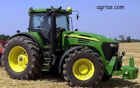 tracteur jd