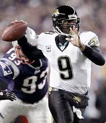quarterback David Garrard