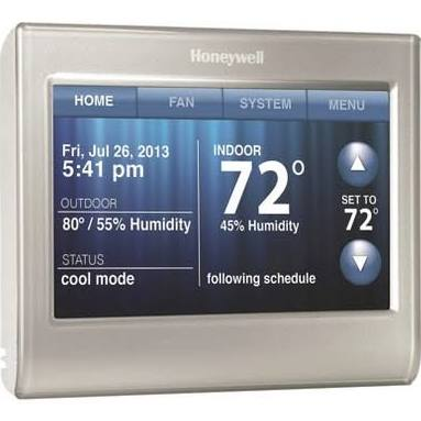 Honeywell Rth9580wf Wi-Fi Smart Touchscreen