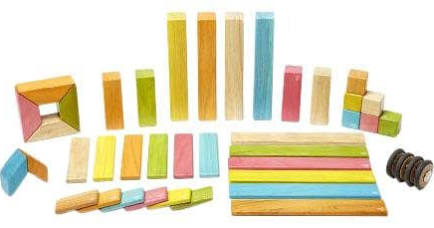 Tegu - Tegu Magnetic Blocks - 42-Piece