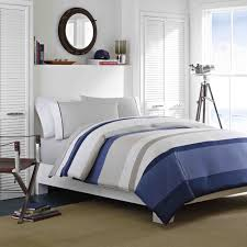 Nautica Grand Bank 5-Piece Cotton Bed