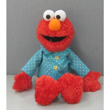 Sesame Street Sleepy Time Elmo by Gund