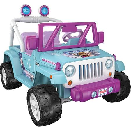 Fisher Price Power Wheels Disney Frozen