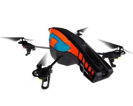 Parrot AR.Drone 2.0 Quadricopter Orange/Blue