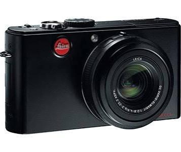 Leica D-LUX 3 10.0 MP Digital Camera -