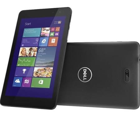 Dell Venue 8 Pro 64 GB - Black