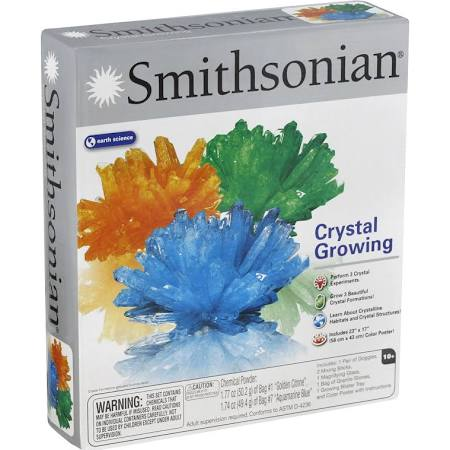 Smithsonian Crystal Growing