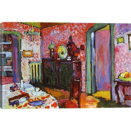 'Interior (My Dining Room)' by Wassily