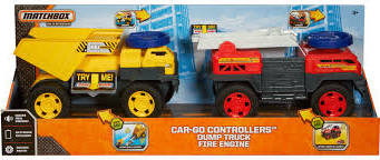 Matchbox Car Go Controllers Combo Vehicles