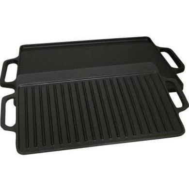 Cast Iron Griddle 9in. x 21in.