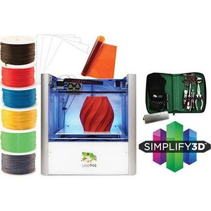LeapFrog Creatr A0181 3D Printer Starter