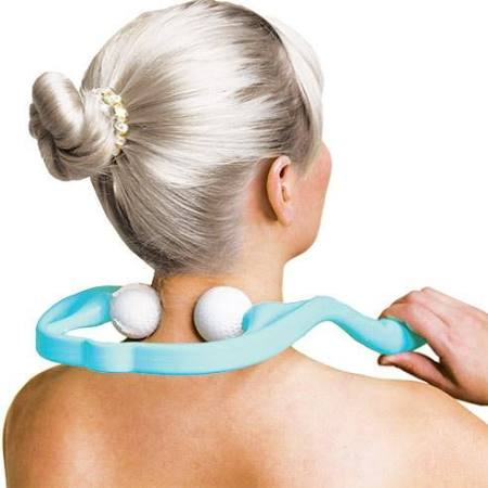 Grace Harvest Self Neck Massager