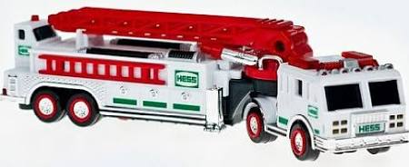 2010 Hess Miniature Fire Truck