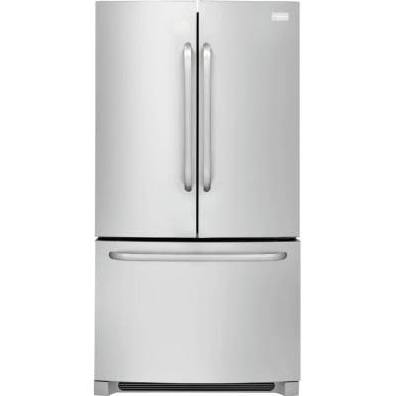 Frigidaire Refrigerator. 27 Cu. Ft. Non-Dispenser