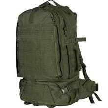 Fox Outdoor Bags & Backpacks Recon Stealth Pack Olive Drab 0995984