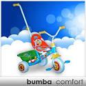 Bumba Bebes Triciclo Infantil Correpasillos Ruedas De 20cm Juguetes Niños